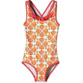 Patagonia Baby QT Swimsuit Shells & Stripes: Coral (997)